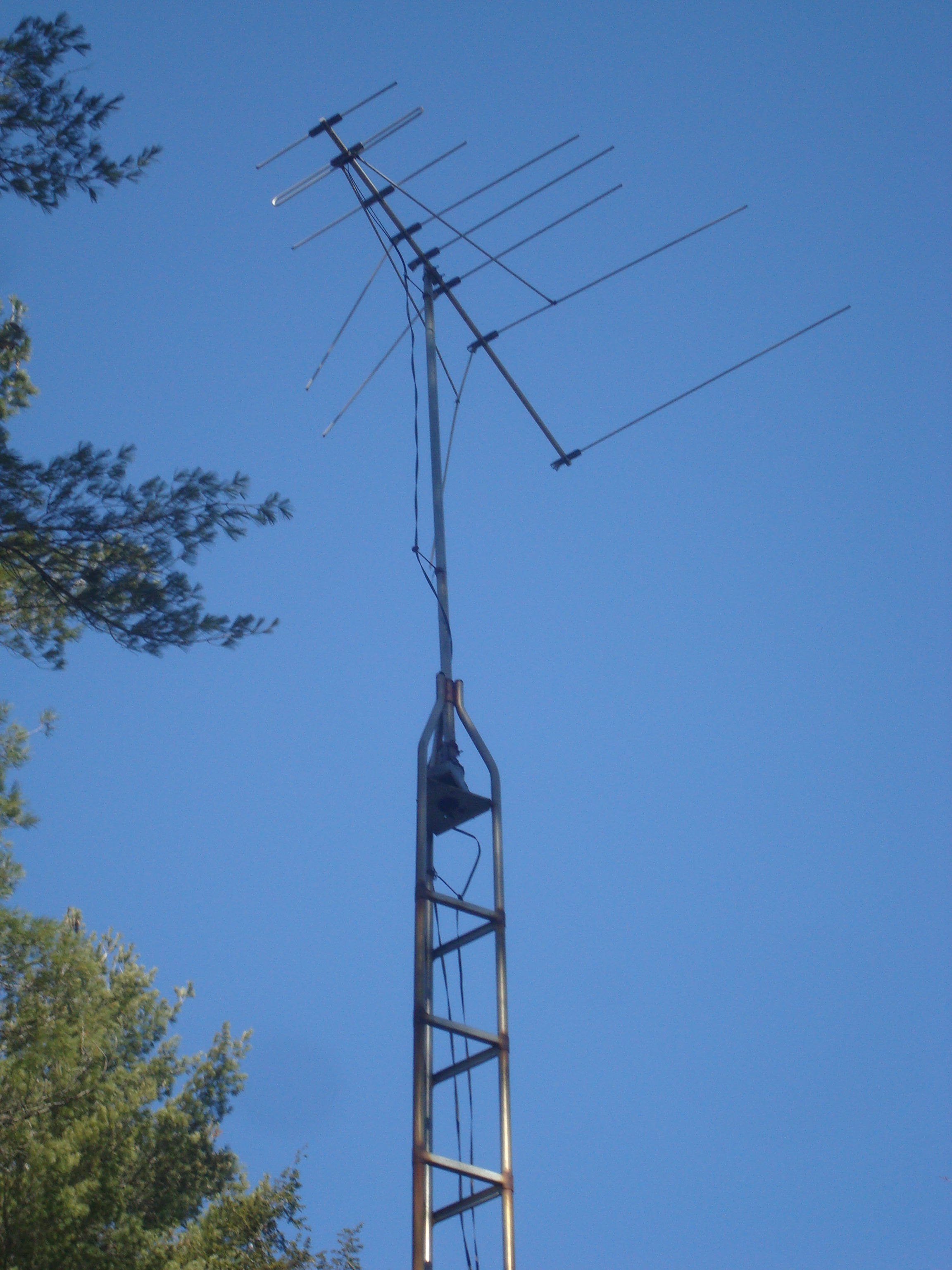 Tv Amp Communications Tower Antenna Removal In Ontario